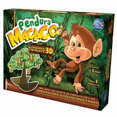 Jogo-Pendura-Macaco---Pais-e-Filhos