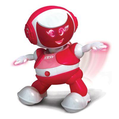 Disco-Robo-Vermelho-Estrela