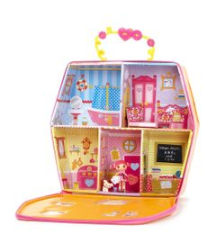 Aberto-Mini-Lalaloopsy-Carry-Along-Playhouse-Buba