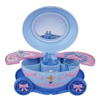 Porta-Joias-Musical-Luxo-Princesa-Disney-Cinderela-Zippy-Toys