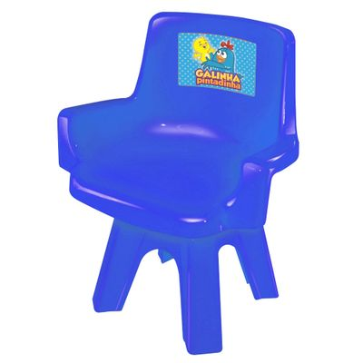 Cadeira-Galinha-Pintadinha-Azul-Lider