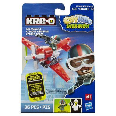 Embalagem-Kre-o-CityVille-Invasion-Veiculo-Ataque-Aereo-Hasbro