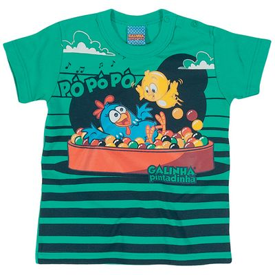 Camiseta-Galinha-Pintadinha---Verde---Malwee---41191