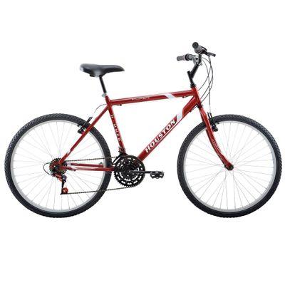 Bicicleta-Aro-26-Hammer-Vermelha-Houston