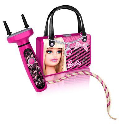 Barbie Tranças Fabulosas - Intek