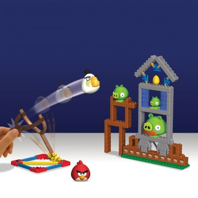 Jogando-Knex-Angry-Birds-Mission-May-Ham-MultiKids