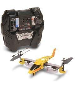 Helicoptero-de-Controle-Remoto-Heli-Twister-Amarelo-DTC