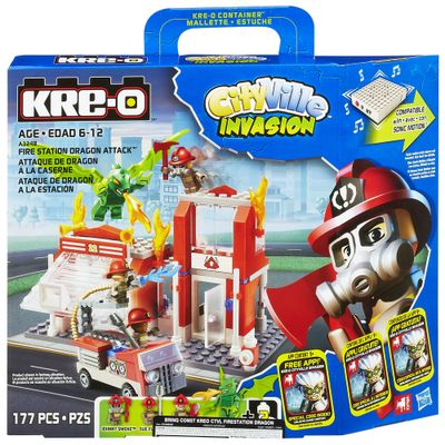 Kre-o-CityVille-Invasion---Fire-Station-Dragon-Attack---Hasbro