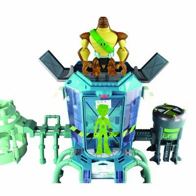 Centro de Mutação Alienígena - Ben 10 - Sunny