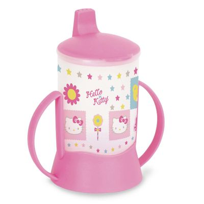 Multi-Copo-Grande-com-Alca-e-Hello-Kitty-200-ml-BabyGo