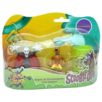 Scooby-Doo-Dupla-de-Personagens-com-Gosma-Dracula-e-Scooby-Surfista