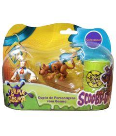 Scooby-Doo-Dupla-de-Personagens-com-Gosma-Fred-e-Scooby-Surfista