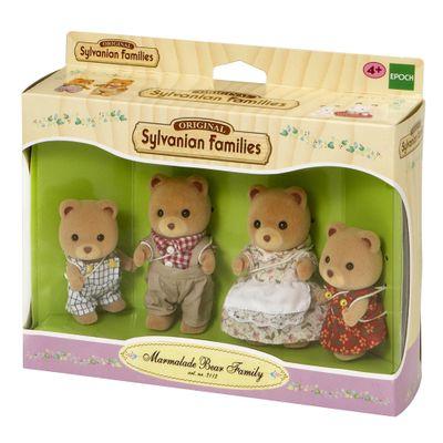 Sylvanian-Families-Familia-Urso-Marmelada-Epoch