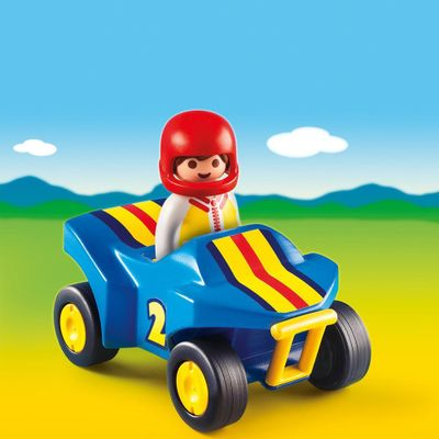Playmobil-1-2-3-Quadriciclo-6782