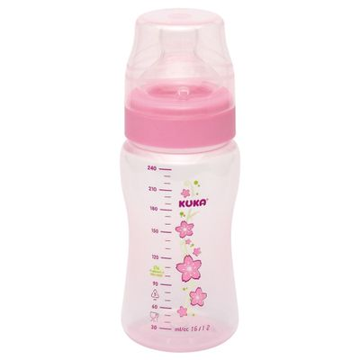 Mamadeira-Premium-Color-240-ml---Rosa---Kuka---1772