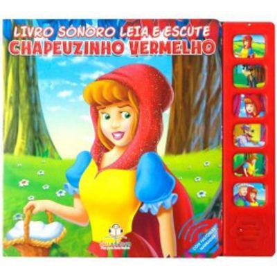 Livro-Sonoro---Leia-e-Escute-Chapeuzinho-Vermelho---Blu-Editora