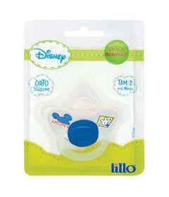 Chupeta-Silicone-Disney-Baby-Miickey---Fase-2---Azul---Lillo