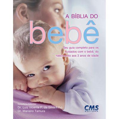 Livro---Biblia-do-Bebe---CMS-Editora-