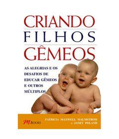 Livro---Criando-os-Filhos-Gemeos---M.-Books-