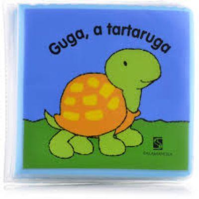 Livro---Guga-A-Tartaruga---Editora-Moderna-