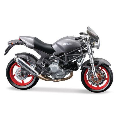 Moto-Ducati-Monster-S4-Fresh-Metal-2-Wheelers-1-18-Maisto