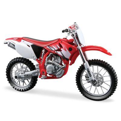 Moto-Yamaha-YZ-450F-Fresh-Metal-2-Wheelers-1-18-Maisto