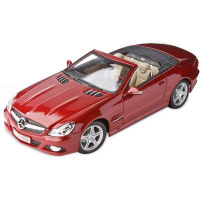Carro-Mercedes-Benz-SL550-Special-Edition-1-18-Maisto
