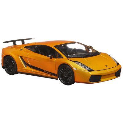Carro-Lamborghini-Gallardo-Superleggera-2007-Special-Edition-1-18-Maisto