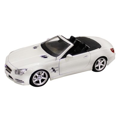 Carro-Mercedes-Benz-SL-500-Convertible-2012-special-Edition-1-18-Maisto