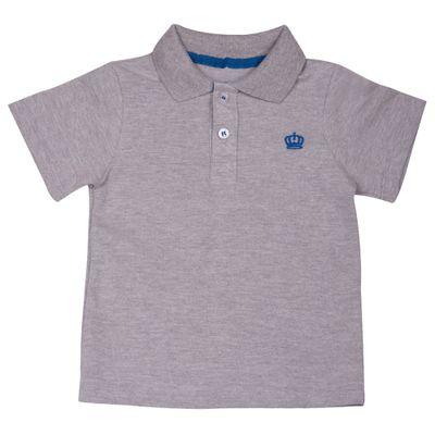 Camiseta-Polo-em-Piquet---Cinza---Mini-Ninha-Mini-Ninho---GBaby---39229