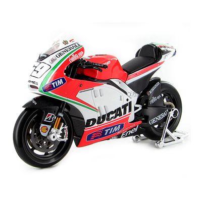 Moto-Racing-Ducati-Desmosedici-GP-12-Nicky-Hayden---1-10-Maisto