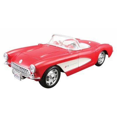 Carro-Chevrolet-Corvette-1957-Kit-de-Montagem-1-24-Maisto