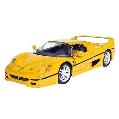 Carro-Ferrari-F50-Kit-de-Montagem-1-24-Maisto