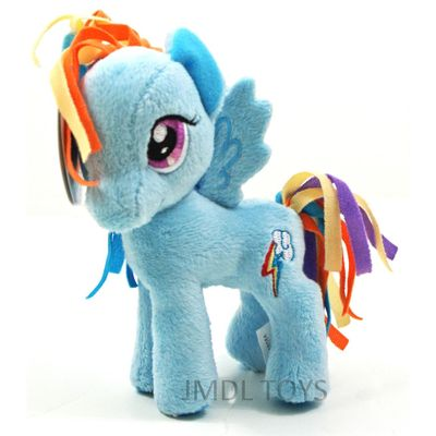 Pelucia-My-Little-Pony---Rainbow-Dash---BBR