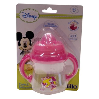 Caneca-Anti-vazamento-com-Alca-Disney-180-ml---Rosa---Lillo