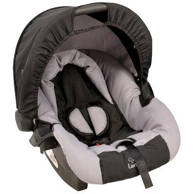 Bebê Conforto De 0 à 13 Kg Cozycot para Carrinho Cross - Cinza - Kiddo