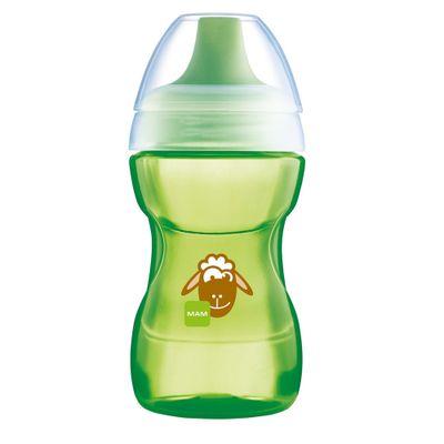 Copo-Learn-To-Drink-Boys-Anti-vazamento-270-ml---verde---MAM