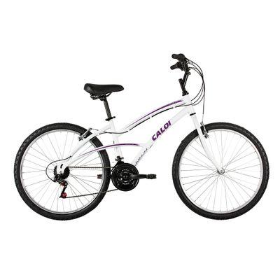 Bicicleta-Aro-26-Caloi-100-Branca---Caloi