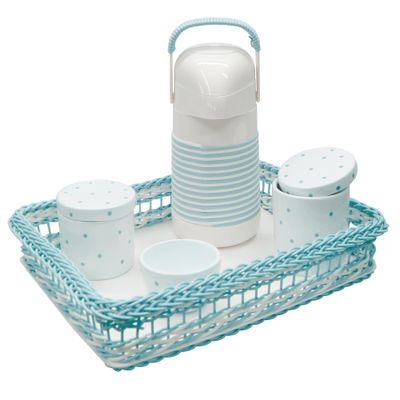 Kit-de-Higiene-Sofia-de-Porcelana-com-Poas-Azul-5-Pecas-FABS