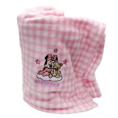 Manta-de-Microfibra-Bordada-Disney-Baby-Minnie-com-Ursinho-Rosa-e-Branca-Jolitex