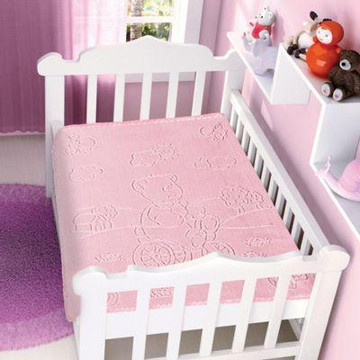Cobertor-Infantil-Raschel-com-Relevo-Touch-Texture-Rosa-Jolitex