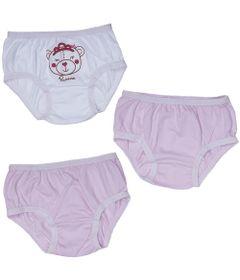 Kit-com-3-Calcinhas---Princesa-Ursa---Cara-de-Crianca---0758KC