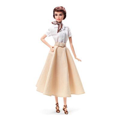 Boneca-Barbie-Colecionavel-Audrey-Hepburn-Mattel