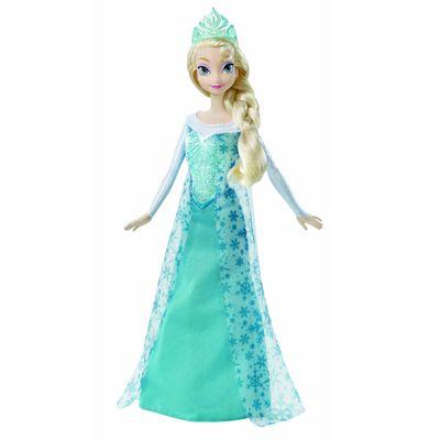 Boneca-Elsa-Disney-Frozen-Mattel