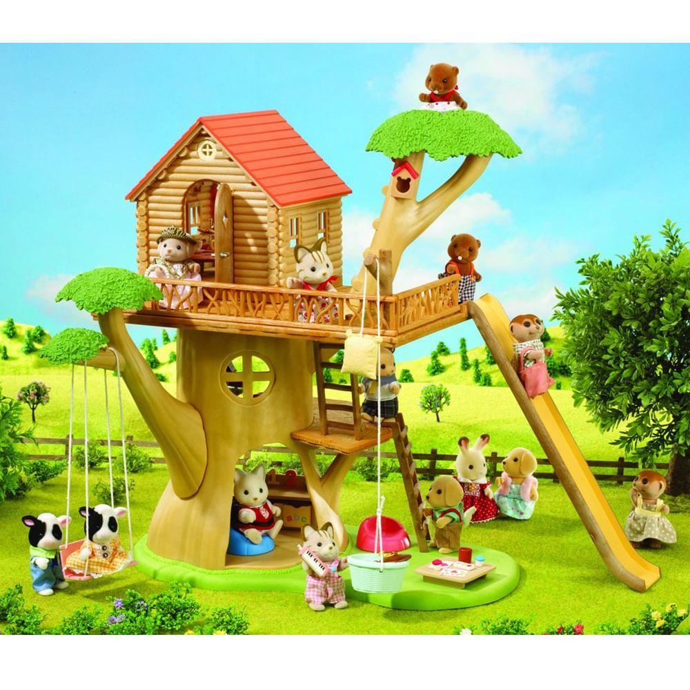 Sylvanian Families - Casa na Árvore - Epoch