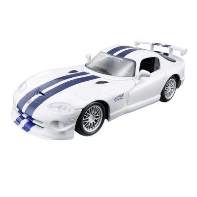 Carro-Dodge-Viper-GT2-Kit-de-Montagem-1-24-Maisto