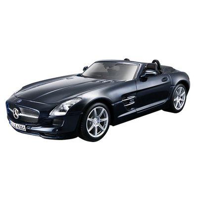 Carro-Mercedes-Benz-SLS-AMG-Roadster-Kit-de-Montagem-Maisto