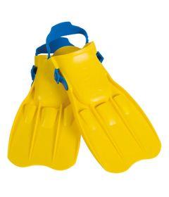 Nadadeira-Play-Junior---Amarelo---Intex---55930