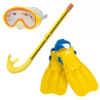 Kit-de-Mergulho-Play-Aventura---Amarelo---Intex---55951
