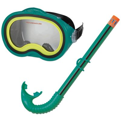 Kit-de-Mergulho-Play-Aventura---Verde---Intex---55942